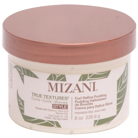 MIZANI CURL STRETCH PUDDING CREAM 8 OZ