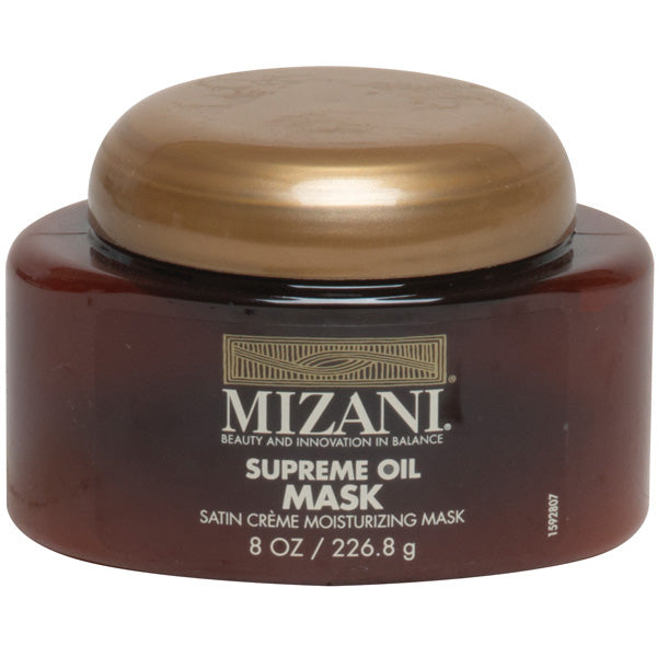 MIZANI SUPREME SATIN CREAM MASK 8 OZ