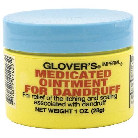 GLOVER MEDICATED OINTMENT FOR DANDRUFF