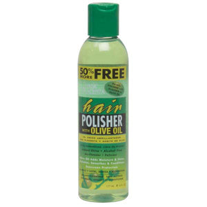 HASK POLISHER W/OLIVE OIL 6 Oz