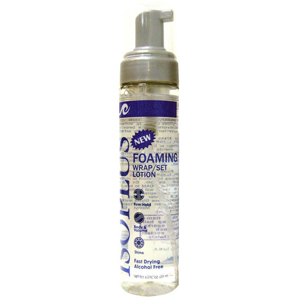 Isoplus FOAM WRAP/SET LOTION 8.5 OZ