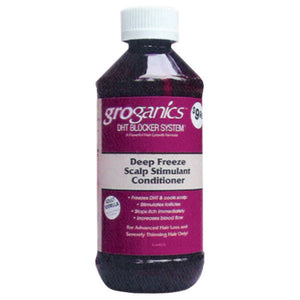GROGANICS DEEP FREEZE SCALP STIM CONDITIONER 8 OZ