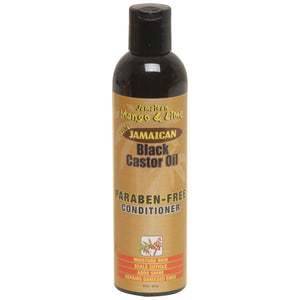 Jamaican Mango&Lime BLACK CASTOR OIL CONDITIONER 8 oz