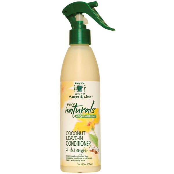Jamaican Mango&Lime PURE NATURAL COCONUT LEAVE-IN CONDITIONER 8oz