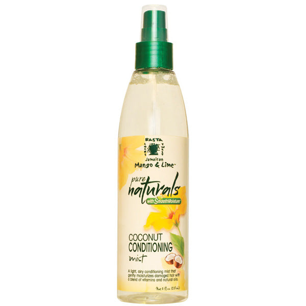 Jamaican Mango&Lime PURE NATURAL COCONUT CONDITIONING MIST 8oz