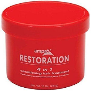 Ampro Restoration 4 in 1 Hair Treatment 10 Oz - Treatment - Express Beauty USA