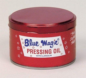 Blue Magic PRESSING OIL WITH LANOLIN 5oz - All Products - Express Beauty USA