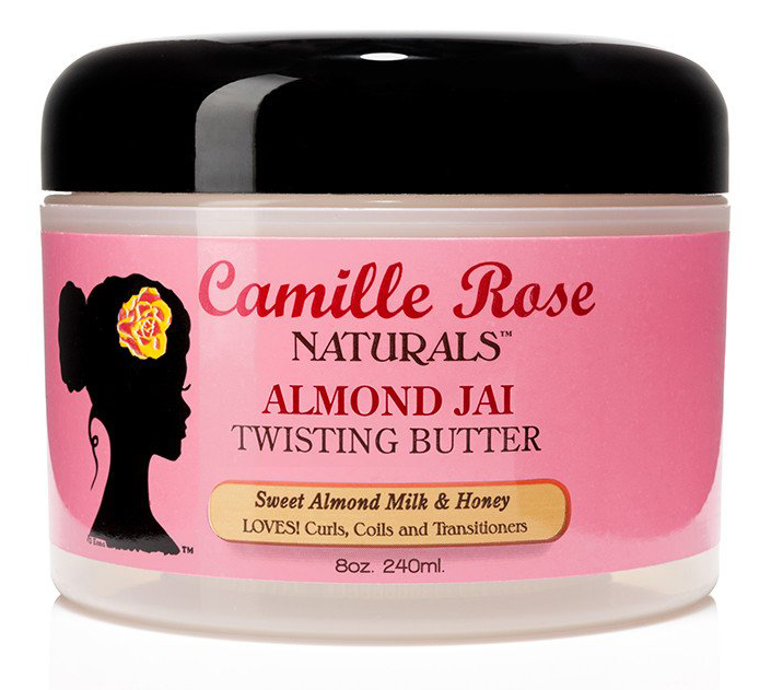 Camille Rose Naturals Almond Jai Twisting Butter 8 Oz - All Products - Express Beauty USA