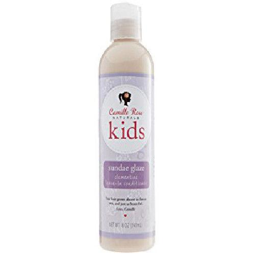 Camille Rose Naturals Kids Sundae Glaze Leave In Conditioner 8 oz - Kid's Care - Express Beauty USA