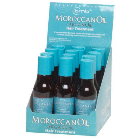 BMB Hair Oil TREATMENT MOROCCAN OIL ARGAN 2 Oz ea (12P-DISP) - All Products - Express Beauty USA