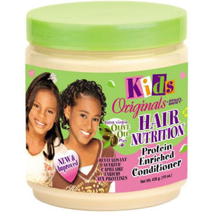 Africa's Best Kids Original HAIR NUTRITION Protein Enriched Conditioner 15 Oz - Kid's Care - Express Beauty USA