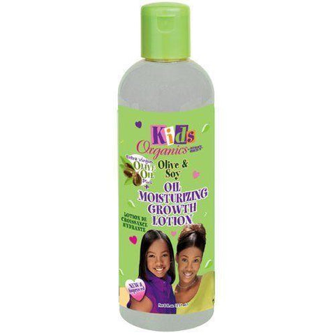 Africa's Best Kid's Organic Olive & Soy Moist Lotion 8 Oz. - Kid's Care - Express Beauty USA