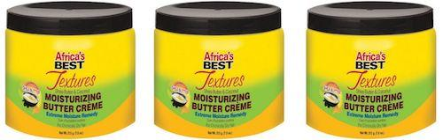 Africa's Best Textures Moisturizing Butter Creme 7.5 Oz - Hair Care Products - Express Beauty USA