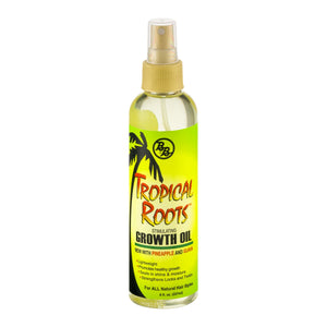B&B Tropical Roots Growth Oil With Pinapple & Guava 8 Oz - All Products - Express Beauty USA