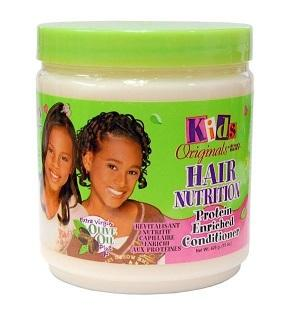 Africa's Best Kids Organics Hair Nutrition Enriched Conditioner 15 Oz - Kid's Care - Express Beauty USA
