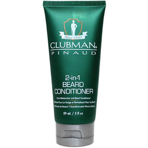 Clubman Pinaud 2-IN-1 BEARD CONDITIONER Moisturizer 3 Oz - Men's Care - Express Beauty USA