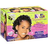 Africa's Best Kids Original Natural Conditioning Relaxer System With Scalpguard (Regular Kit) - Kid's Care - Express Beauty USA