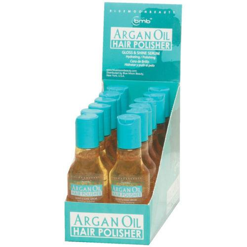 BMB Hair Oil POLISHER ARGAN 2 Oz ea (12P-DISP) - All Products - Express Beauty USA