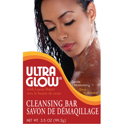 ULTRA GLOW SOAP CLEANSING BAR 3.5 OZ