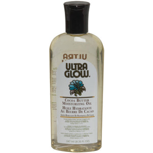 ULTRA GLOW COCOA BUTTER OIL 8 OZ*