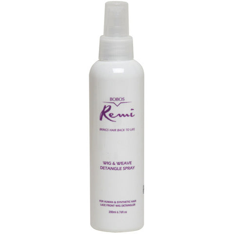 Bobos Remi WIG & WEAVE DETANGLE SPRAY 6.76 OZ