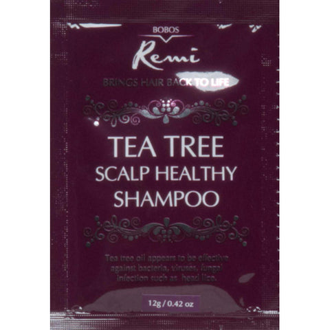 Bobos Remi TEA TREE SCLAP HEALTHY SHAMPOO 0.42 Oz *
