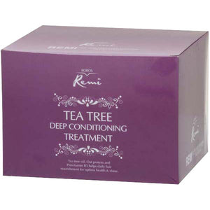 Bobos Remi TEA TREE DEEP CONDITIONING TREATMENT TRIAL SIZE 25 PC PK