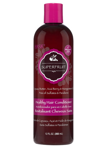 Hask Superfruit Healthy Hair CONDITIONER 12 Oz*