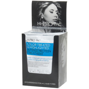 Hi Pro Pac NEW PACK-COLOR TREATMENT CONDITIONER 1.75 OZ(12PK)
