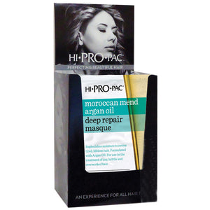 Hi Pro Pac NEW PACK-MACADAMIA OIL MASQUE 1.75 OZ(12PK)