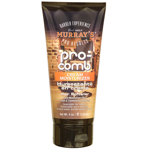 MURRAYS PRO COMB LIGHT CREAM MOISTURIZER 4 OZ
