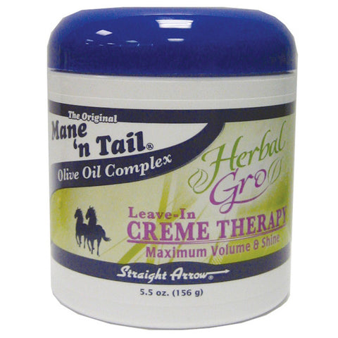 MANE 'N TAIL HERBAL GRO LEAVE-IN CREAM THERAPY 5.5 OZ