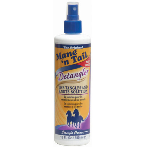 MANE 'N TAIL DETANGLER TANGLE & KNOT SOLUTION 12 OZ