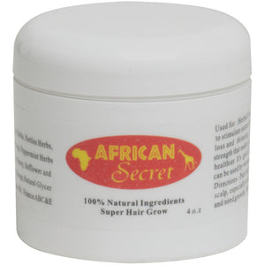 African Secret SUPER HAIR GROW 4 Oz