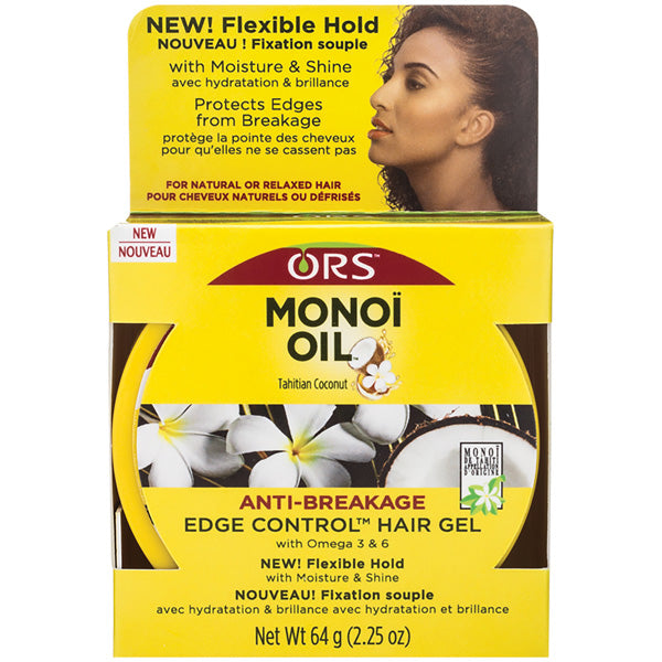 ORS MONOI OIL EDGE GEL 2.25 OZ