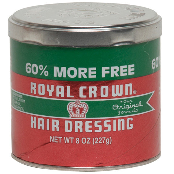 ROYAL CROWN H/DRESSING 5 OZ OR 8 OZ (BONUS)