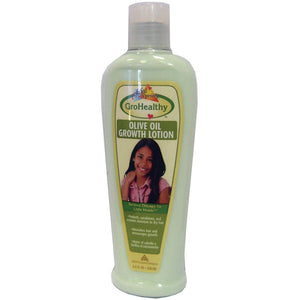 SOFNFREE KID G/H OLIVE OIL GROWTH LOTION 8 OZ