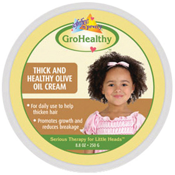 SOFNFREE KID G/H OLIVE OIL CREAM 8 OZ