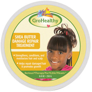 SOFNFREE KID G/H SHEA BUTTER REPAIR TREATMENT 8 OZ