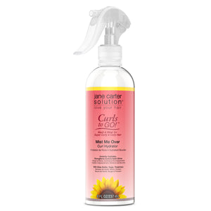 Jane Carter Solution Curls To Go MIST ME OVER Curl Hydrator 8 Oz