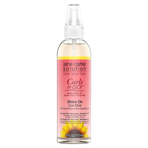 Jane Carter Solution Curls To Go SHINE ON Curl Elixir 6 Oz