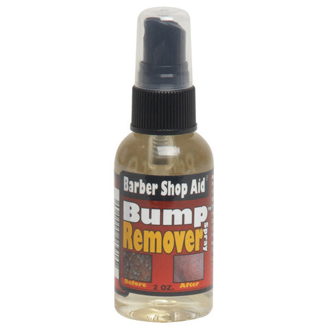 BARBER SHOP AID BUMP REMOVER SPRAY 2 OZ