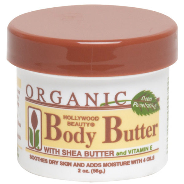 Hollywood Beauty BODY BUTTER 2 OZ