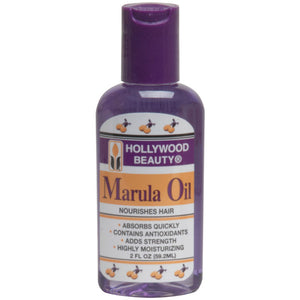 HOLLYWOOD OIL- MARULA OIL 2 OZ