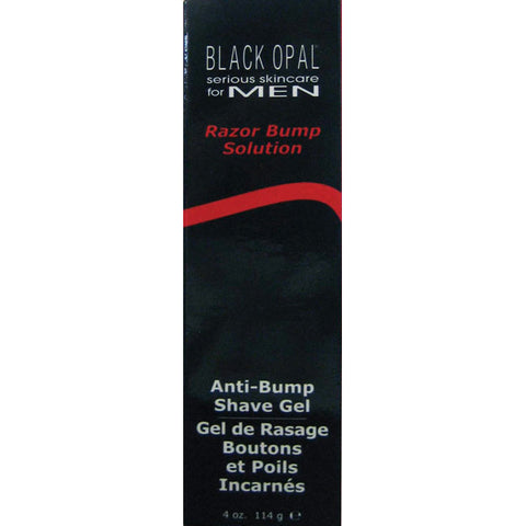 BLACK OPAL MENS SHAVE GEL 4 OZ