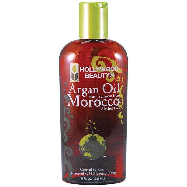 Hollywood Beauty OIL- ARGAN 8 OZ