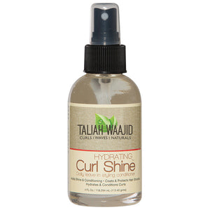 TALIAH WAAJID B/EARTH CURL SHINE LEAVE IN CONDITIONER SPRAY 4 OZ