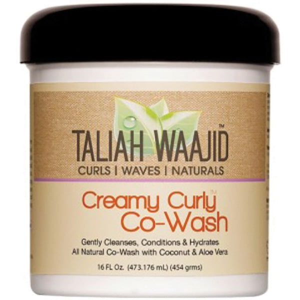 TALIAH WAAJID B/EARTH CREAMY CURL CO-WASH 16 OZ