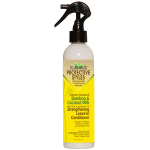 TALIAH WAAJID PROTECTIVE STYLES BAMBOO LEAVE-IN CONDITIONER 8 OZ