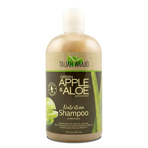 TALIAH WAAJID APPLE ALOE SHAMPOO 12 OZ